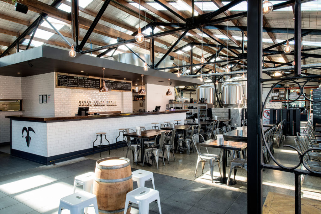 Corso Interior Architecture- Bad Shepherd Brewery