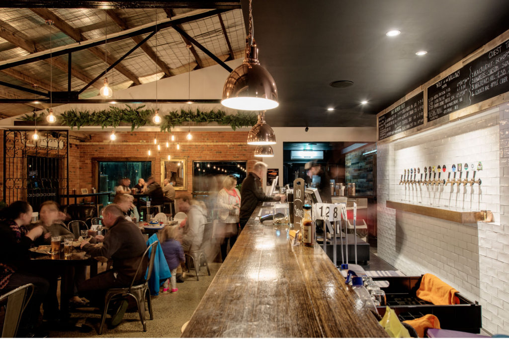 Corso Interior Architecture - Bad Shepherd Brewery
