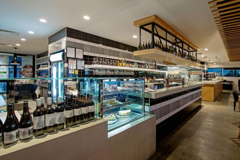 Corso Interior Architecture - Gio's Cafe