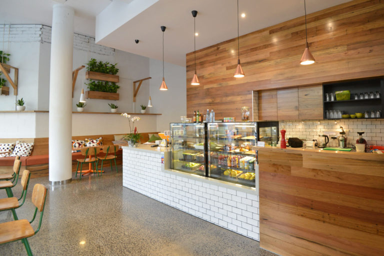 Corso Interior Architecture - Healthy Vibe