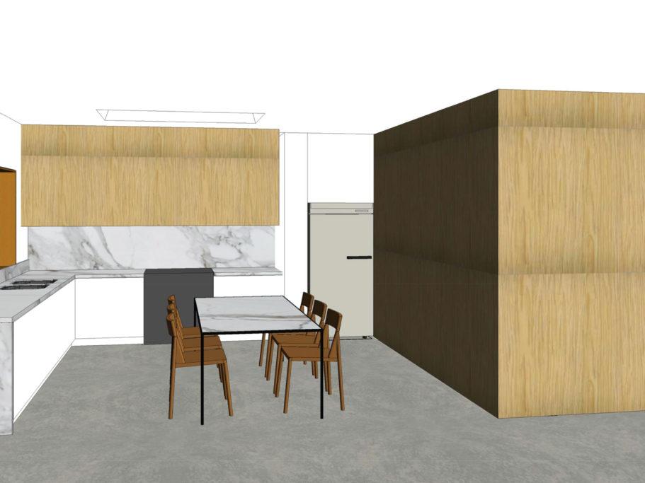 Corso Interior Architecture - Reservoir House